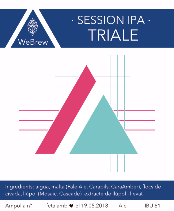 Session IPA Triale